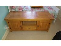 Lovely solid oak furniture