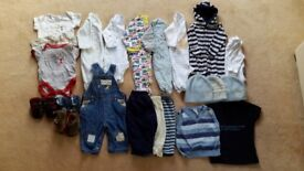 Baby clothes 0-3 mths