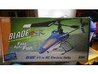 Blade mSR Electric Remote Control Helicopter (RC Helis)
