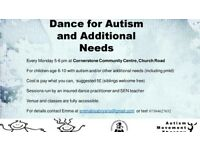 Dance for Autism and Additional Needs