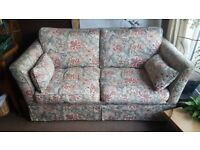 Sofa Bed Double size metal action Brevetti Lampolet Italian made