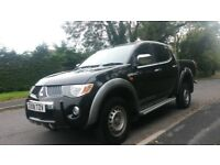 2008 Mitsubishi L200 Warrior Moted
