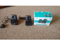 Logitech Desktop Speakers