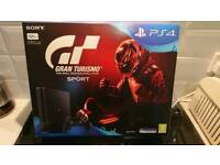 PlayStation 4 500gb, Gran Turismo Edition, Brand New Unopened.