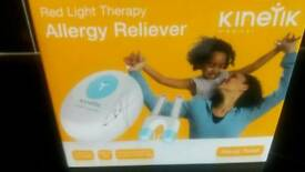 Kinetic allergy reliever