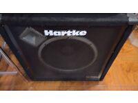 HARTKE BASS CAB