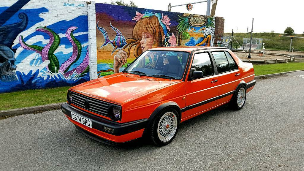 1989 Volkswagon Jetta Mk2 Vw Golf In Burnham On Crouch