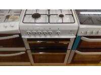 FLAVEL 60Cm Gas Cooker in Ex Display.