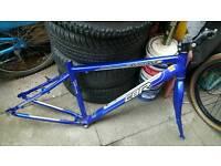CBR citylite bike frame