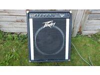 Peavey Tko 65 Bass Amp.