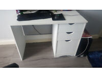for sale white desk