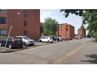 Parking Bay at New City Road (Cowcaddens Underground,Stow College) Key+Bollard, Glasgow City Centre