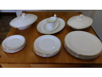 Quality Royal Doulton dinner set