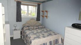 large double bedroom to rent in a detached house.