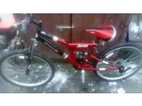 Jeep comanche limited 2.4 bike