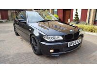 2005 Bmw 3 Series 318Ci Coupe Automatic