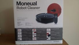 Moneual robot cleaner MR7700 in gloss black
