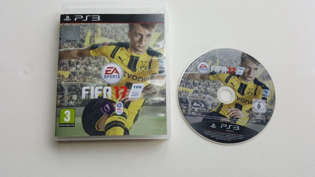 FIFA 17 for the PS3   in Uddingston, Glasgow   Gumtree