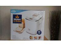 JML Make 'n' Bake Bread Maker (brand new in box)