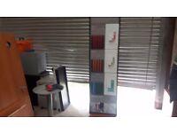 Freestanding display suit car showroom tyre business garage etc