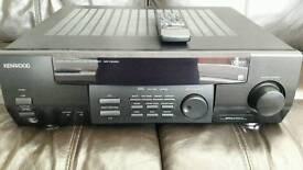 Kenwood receiver amplifier 5.1 surround sound