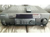 Kenwood receiver amplifier 5.1 surround sound