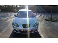 SEAT Leon 1.6 TDI, 2011, Manual. New MOT, Good tyres