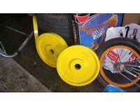 355KG OLYMPIC PLATES