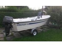 Mayland Firefish 150 Ski/Fish Boat