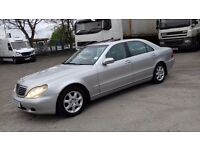 Mercedes s320 cdi auto limousine in mint condition long tax&mot hpi clear.