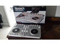 Numark mixtrack II DJ controller