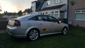 Vauxhall vectra birmiggam taxi plated 1.9cdti Sri diesel 6 speed,