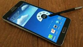 Samsung galaxy note 32gb open to all networks