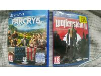 Far Cry 5 and Wolfenstein 2 bundle