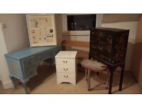 Furniture, storage, drawers, house clearance!