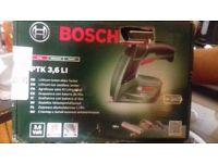 Bosch cardless tacker