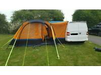 Air tent/ drive away awning