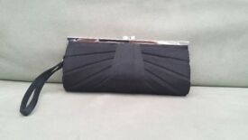 NEW LOOK black evening bag