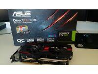 Asus Nvidia GeForce GTX 780 DirectCU II 3GB - FPS equivalent of gtx 970 / 1060