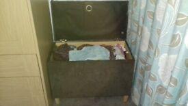 lounge or bedroom otterman velvet cover brown