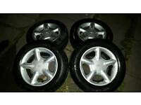 Ford Mondeo wheels x4