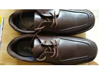 Cotton traders size 10 shoes brand new