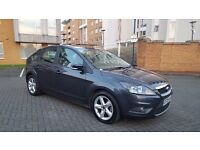 Ford Focus 1.6 Petrol Manual Long Mot CleanCar