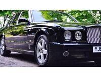 Bentley Arnarge Full Mulliner Spec inside and out.