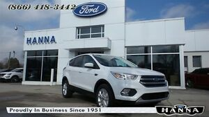 2017 Ford Escape *NEW* SE *200A* 4WD 2.0L ECOBOOST