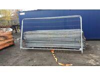 Security Heras fencing