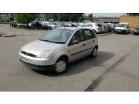 BARGAIN Ford Fiesta 2004 67 k mileage 1.3 petrol manual 10 months MOT Drives very good