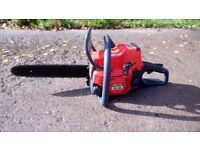 Castel CS36 petrol chainsaw