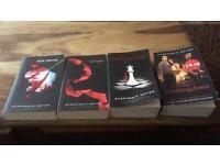 4 Twlight books