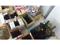 Wine bottles (used) for home wine making